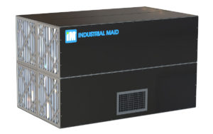 AZTech T7500, Ambient Air Cleaner, Industrial Air Filtration, T-Series, Commercial Air Cleaner