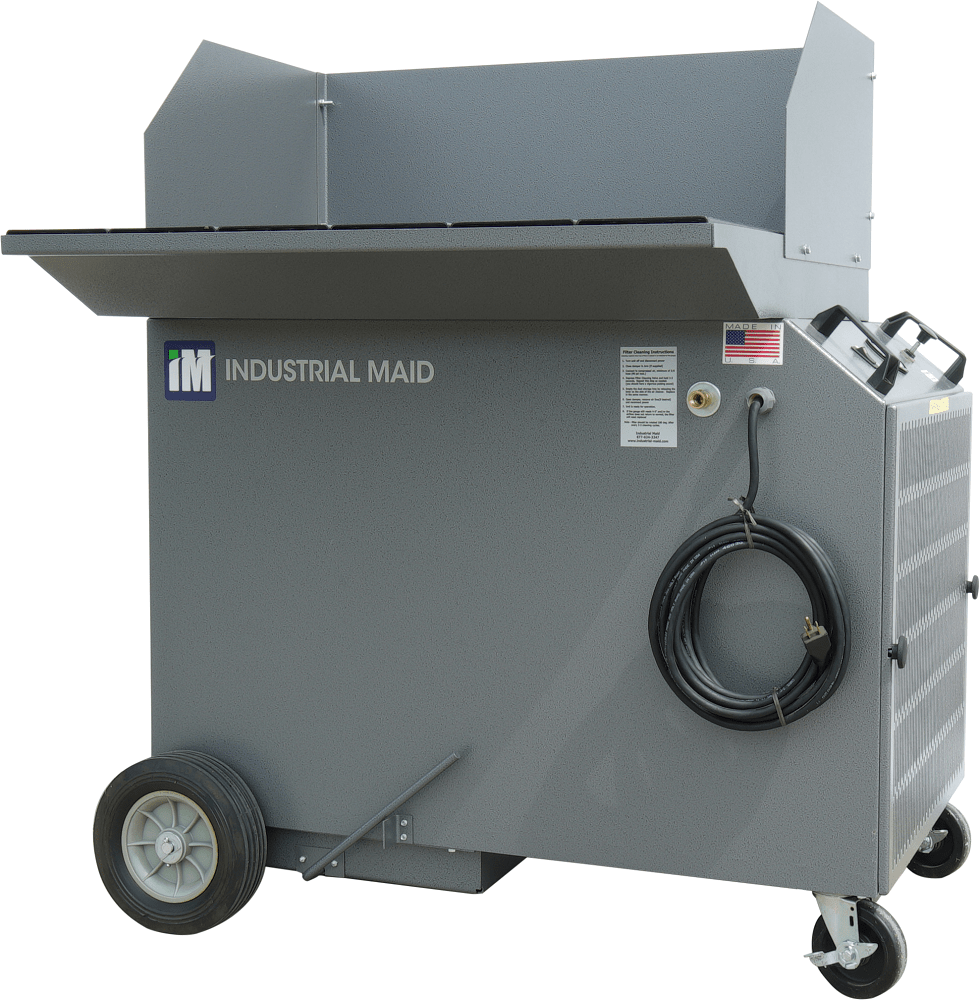 Industrial Maid Portable Downdraft Table